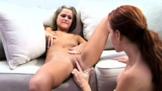 Cougar Bailey Preys On Younger Pussy