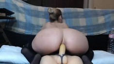 Tight Sweet Pussy And Ass Kinky Toy Fun In Hot Masturbation