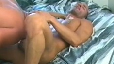Joe and Jeremy surrender their bodies to one another and find pleasure