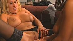 Yummy lesbienne porno