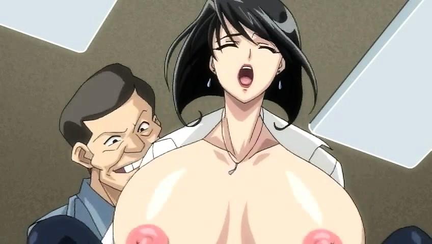 Hentai busty seks