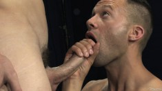 Delightful Gay Lovers Put Their Hot Lips To Work On Each Other's Dicks