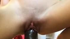 Huge dildo in my pussy - HOTWEBCAMTEENS. ORG