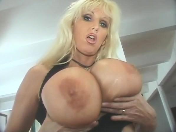 Big Tits College Blonde