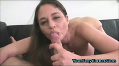 Busty German Slut Takes Big Cock Ass To Mouth