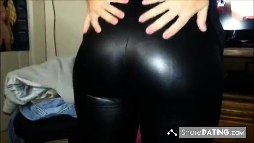 Sexy spandex porno