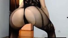 Twerking Sexy Booty Girl