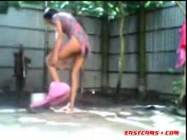 Indian girls go nude while fucking hardly