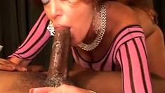 Interracial Creampie From A Big Cock