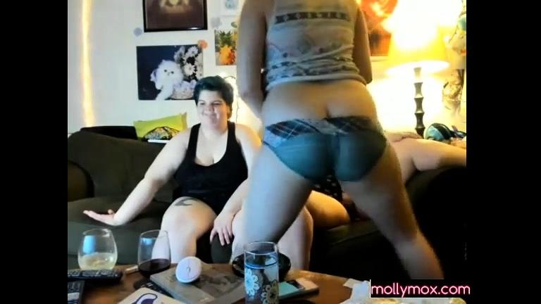 Party lesbin horney fucked