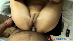 Wife Giving Her Tight Ass To Hubby