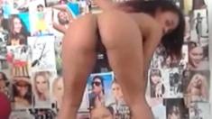 18yr Old Skype Show...